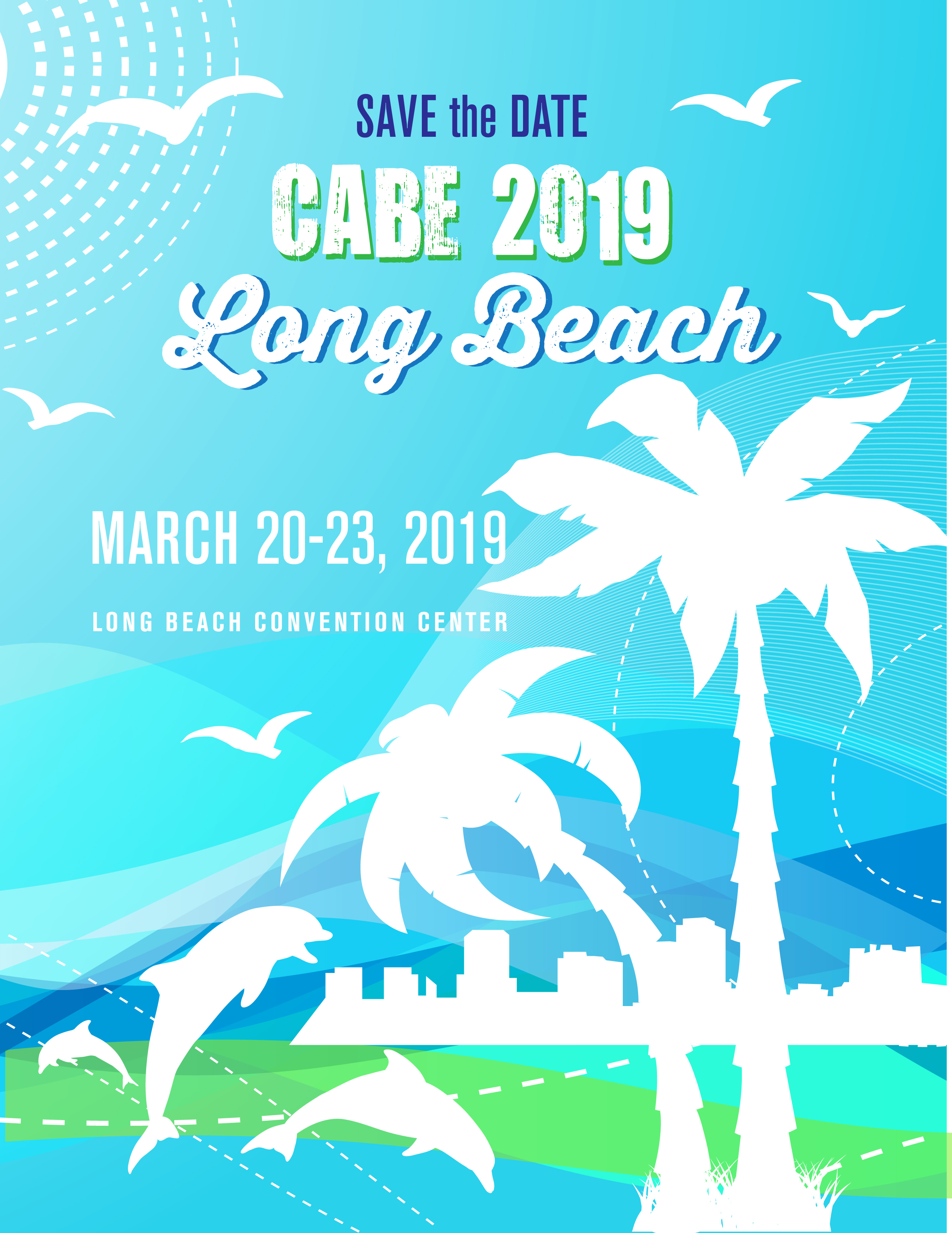 Save the Date for CABE 2019